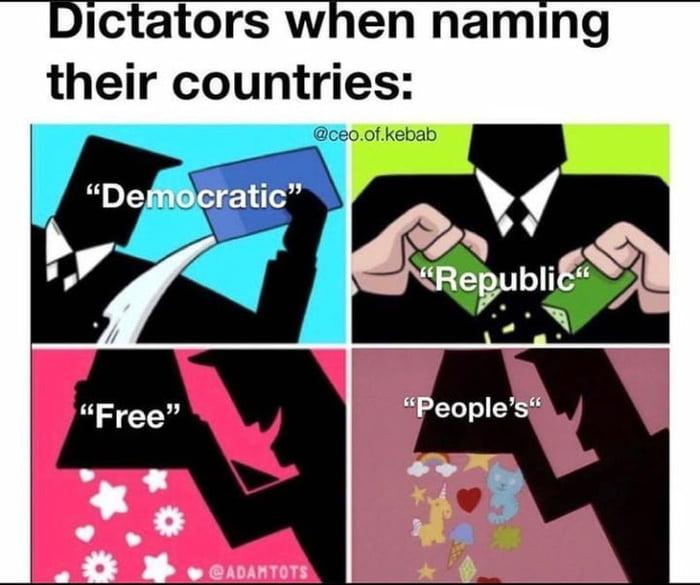 The Free Democratic People's Republic