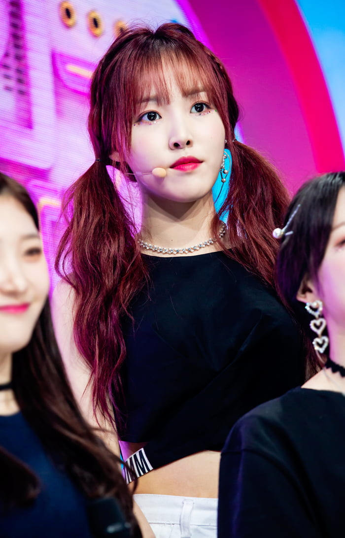 Photo : Pigtails Yuju is the cutest!