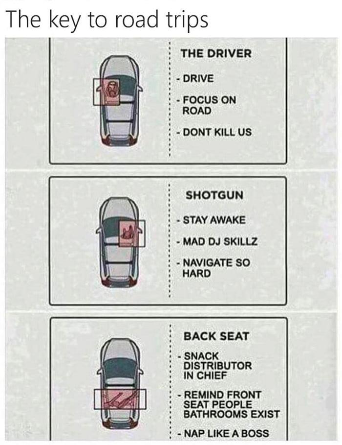 Rules in my car