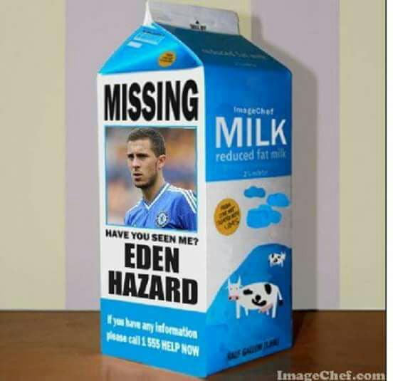Legends say he's in Herrera's pocket.