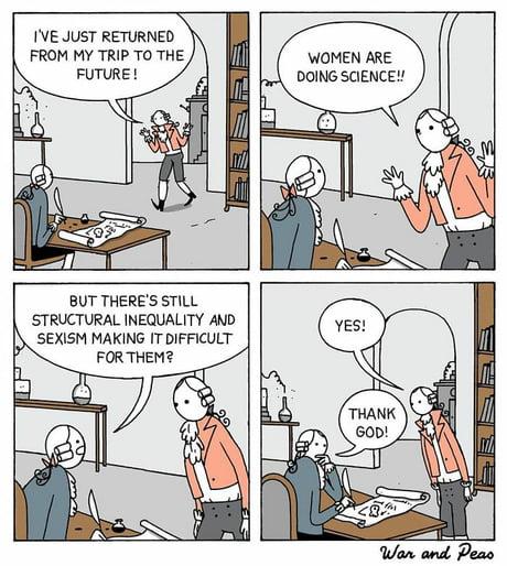 Comics Trip to the future