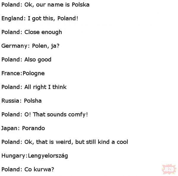 Just Poland