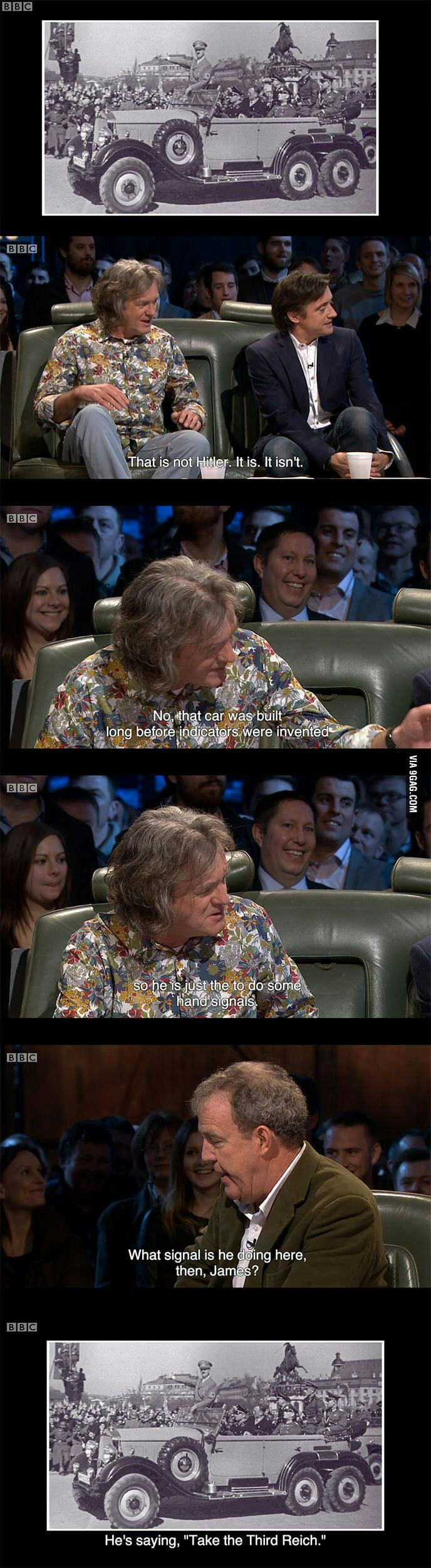 Some say, Top Gear used to be good...