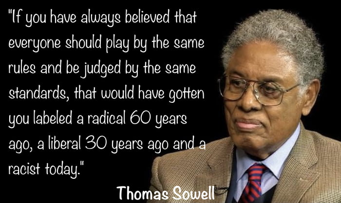 Thomas Sowell, a great man