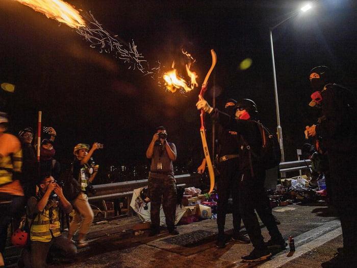 Hong Kong: Fire archer have been unlocked