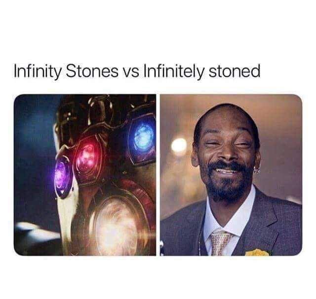 Infiniry stones vs snoop dogg