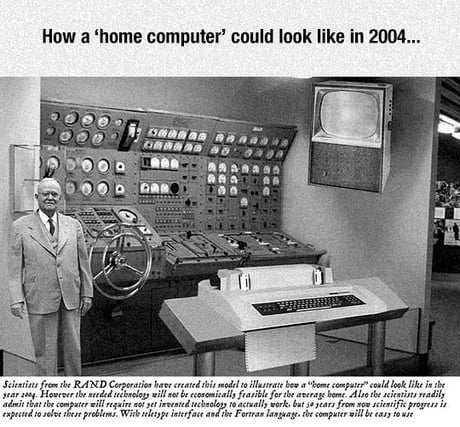 Computer of the future past