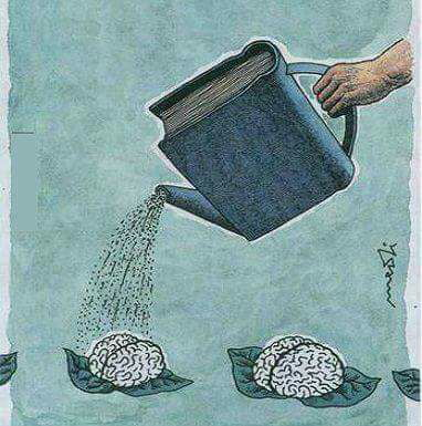 The only good is Knowledge and the only bad is Ignorance.