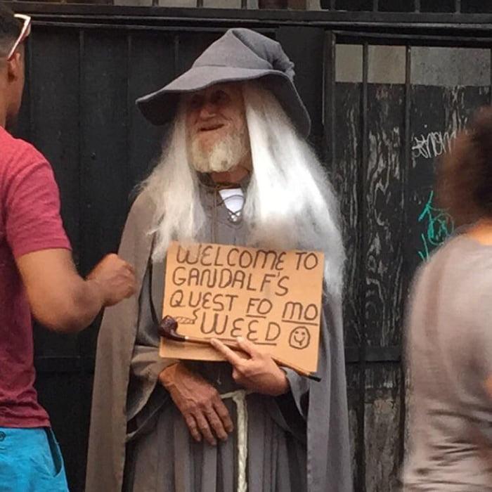 Gandalf the Green