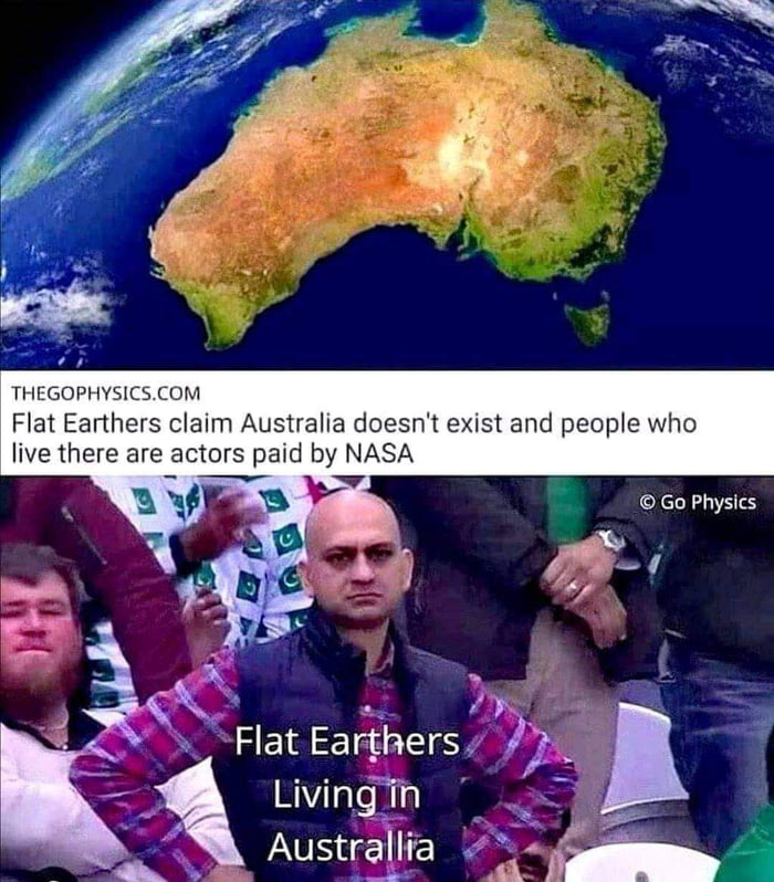 Any Aussies here?