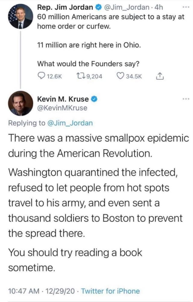 The founders would say the f**k is an Ohio