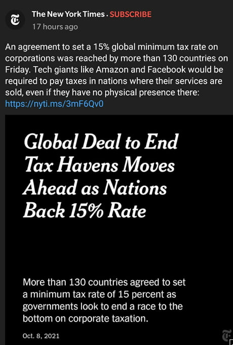 No cheap thrills for Amazon, FB and other gaints.