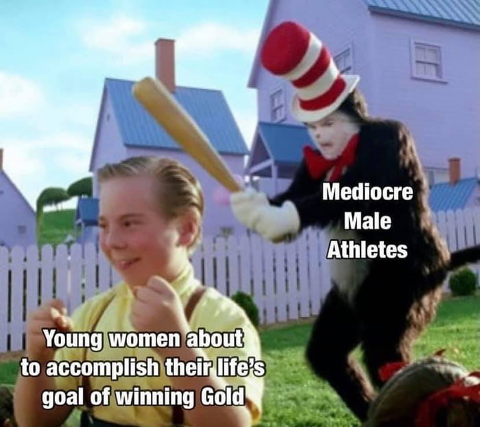 The Olympics this year.