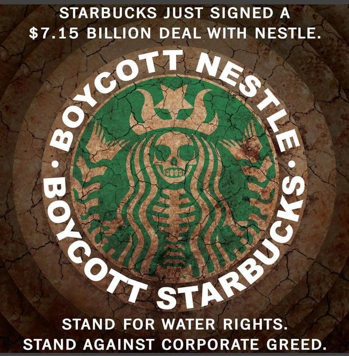 Boycott Nestle!!