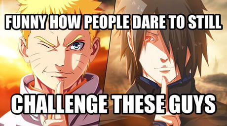 Like that Chinoike girl and fuushin from the last few episodes of naruto shippuden