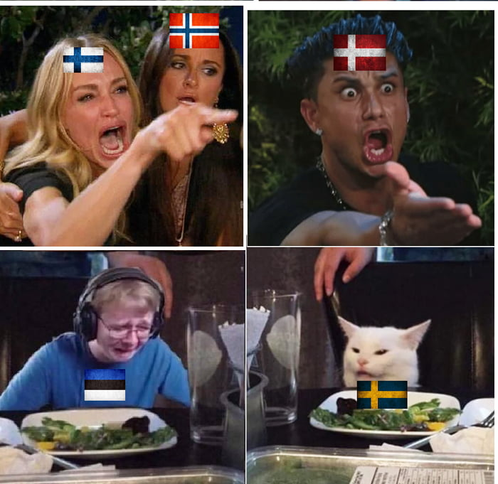 Internal relationship between the nordics leaked