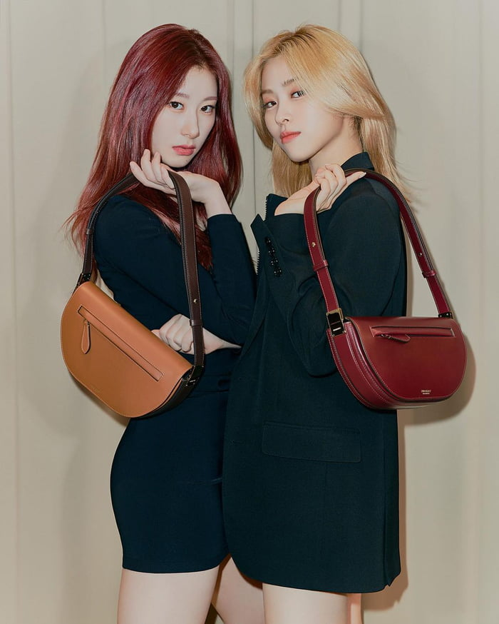 Photo : Chaeryeong & Ryujin - ITZY