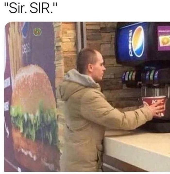 SIR!!