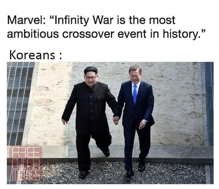 No more Infinity War?