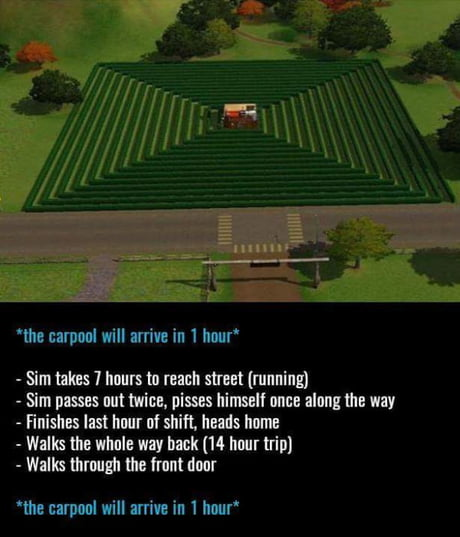 📌 What's the worst thing you ever did in The Sims?