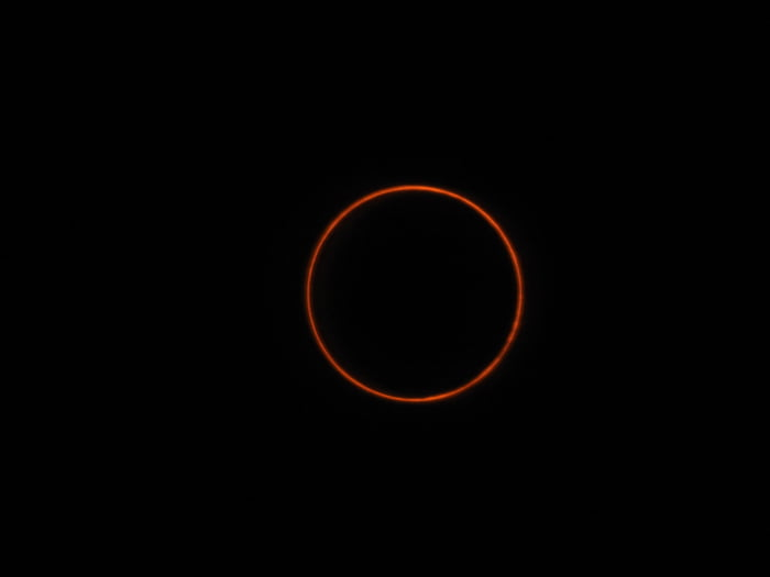 Traveling for 4 days, Just to See 30 Seconds of The Full Annular Eclipse! It Was worth All the Effort!