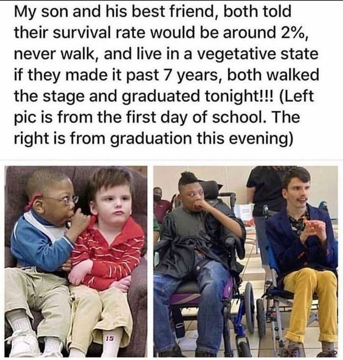 What an achievement!