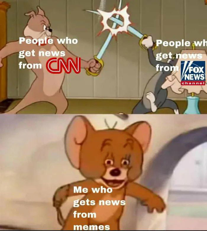 Your daily source of news.
