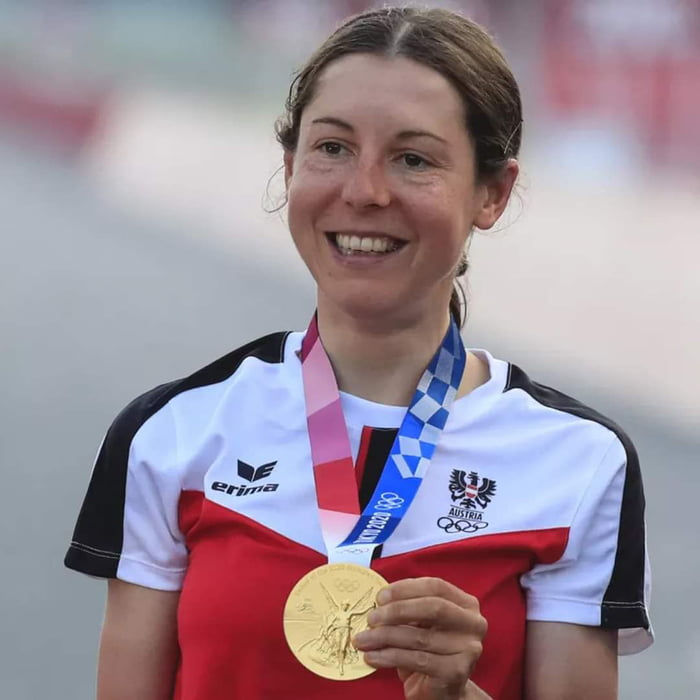 Dr. Anna Kiesenhofer, a mathematician researching non-linear partial differential equations, won an Olympic gold medal in the Women's Individual Road Race.