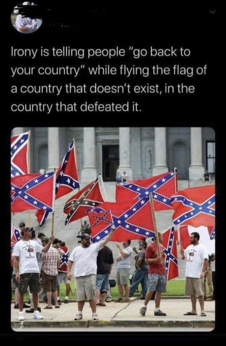 Ironic idiots