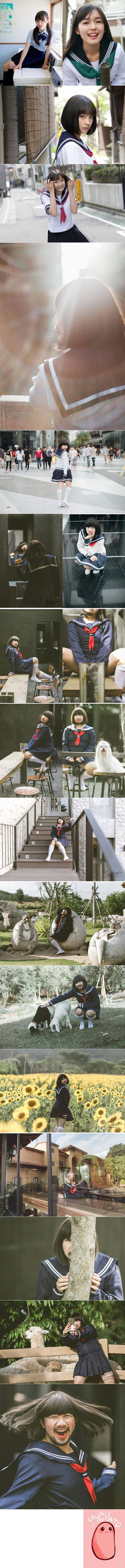 How to create Kawaii Japanese style photos like those in YA movies do