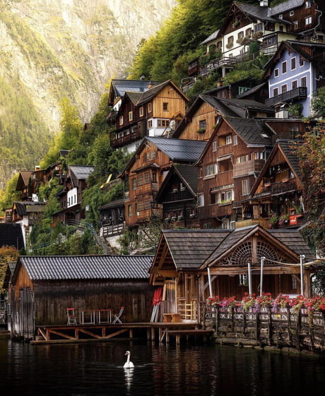 A Cozy Fairytale Town In Austria