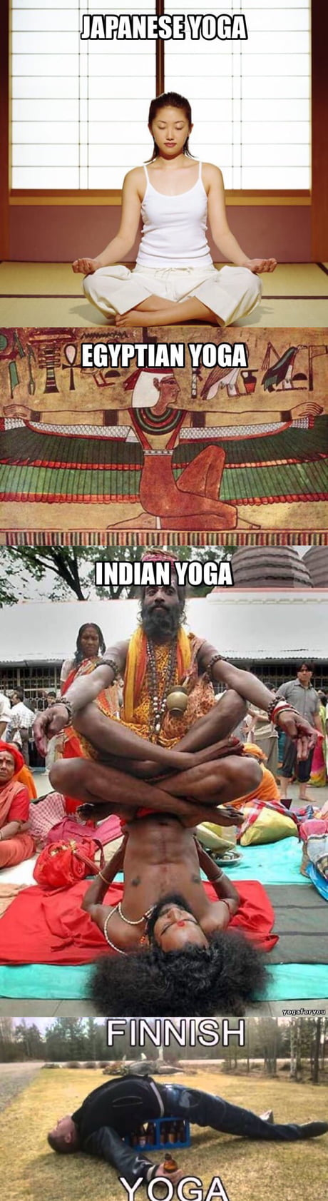 What kind of yoga are you?