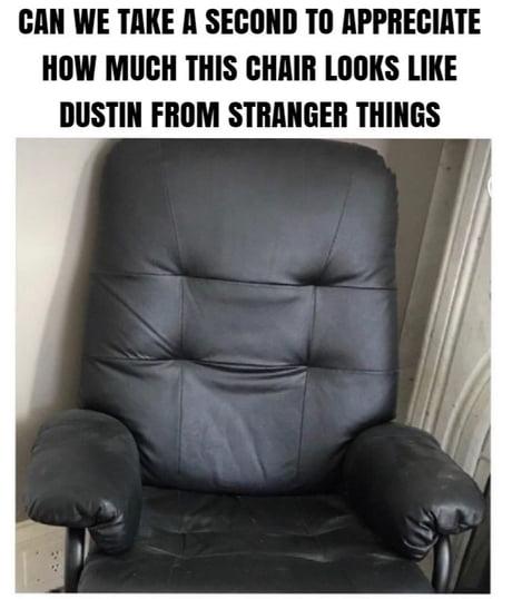 Chair loves Nougat