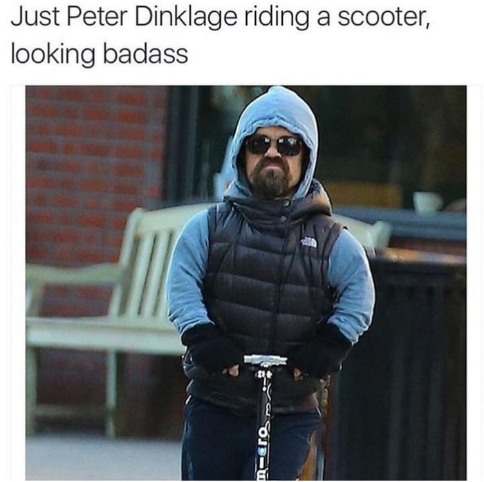 Just Peter Things.