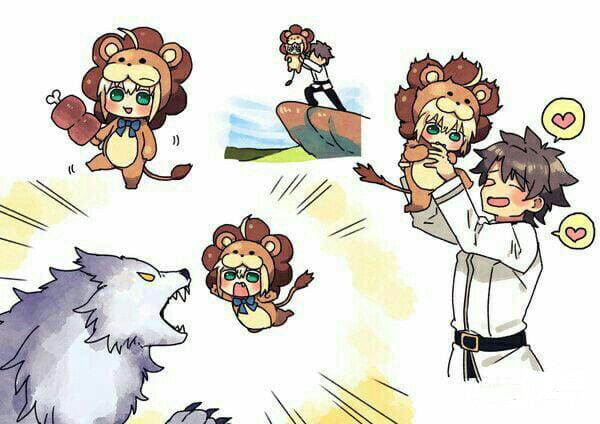 Lion king Seiba