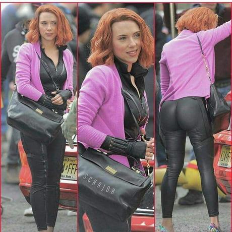 Johansson ass
