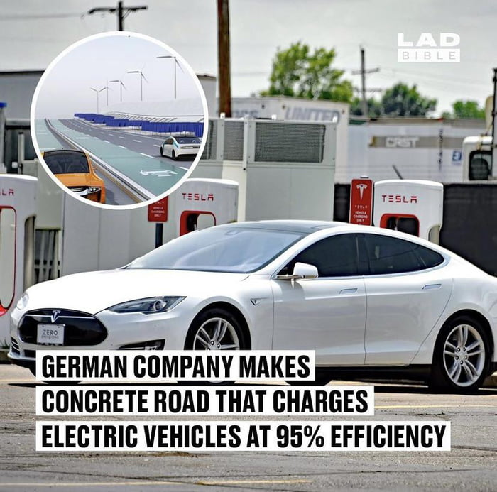 This is next level for electric vechiles development !