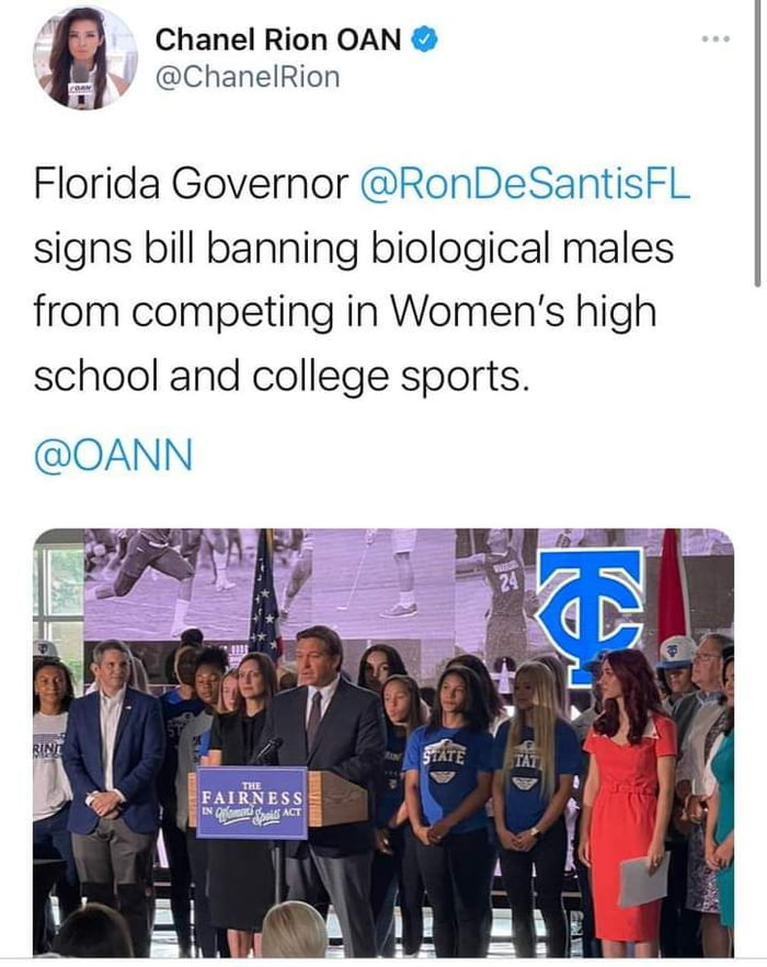 When Florida has more common sense than the rest of the US, you know there is something wrong