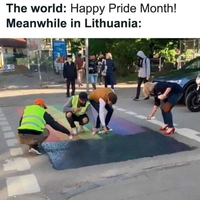 Crazy Lithuanians