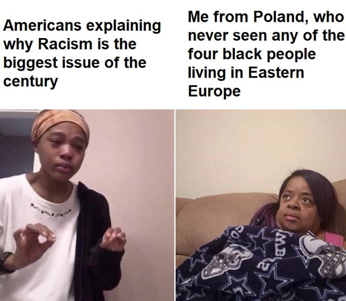 Some dramas should stay in America.