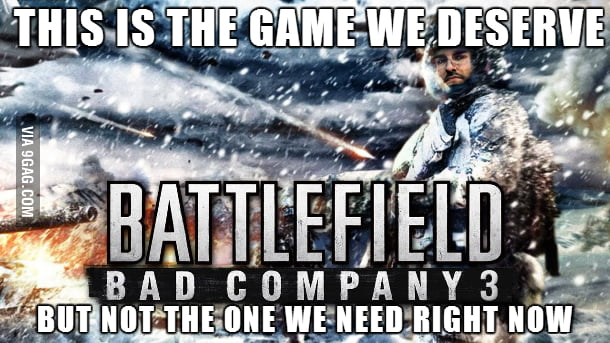 With all the Hardline/EA/DICE hating, this must be said