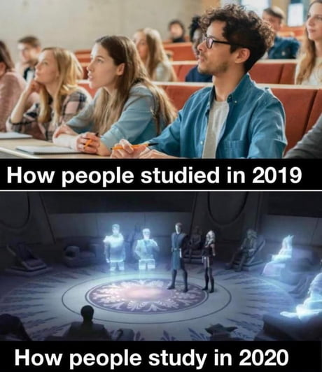 How you study ? 1