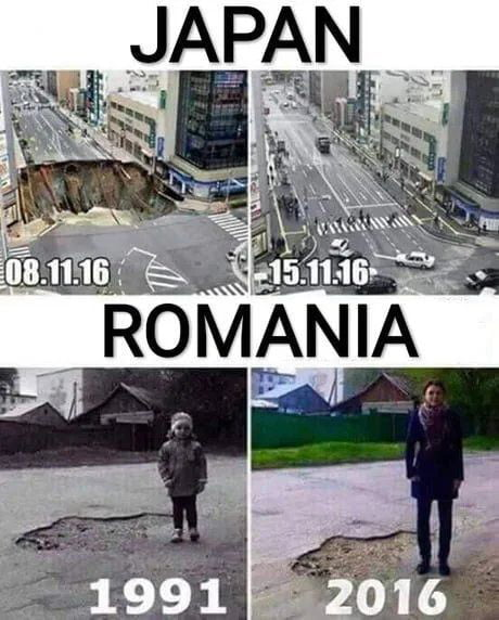 Just Romania things