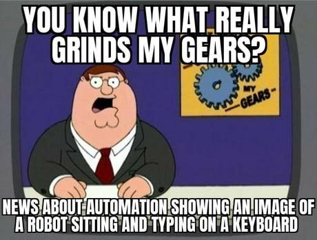 "Automation"" - 9GAG"