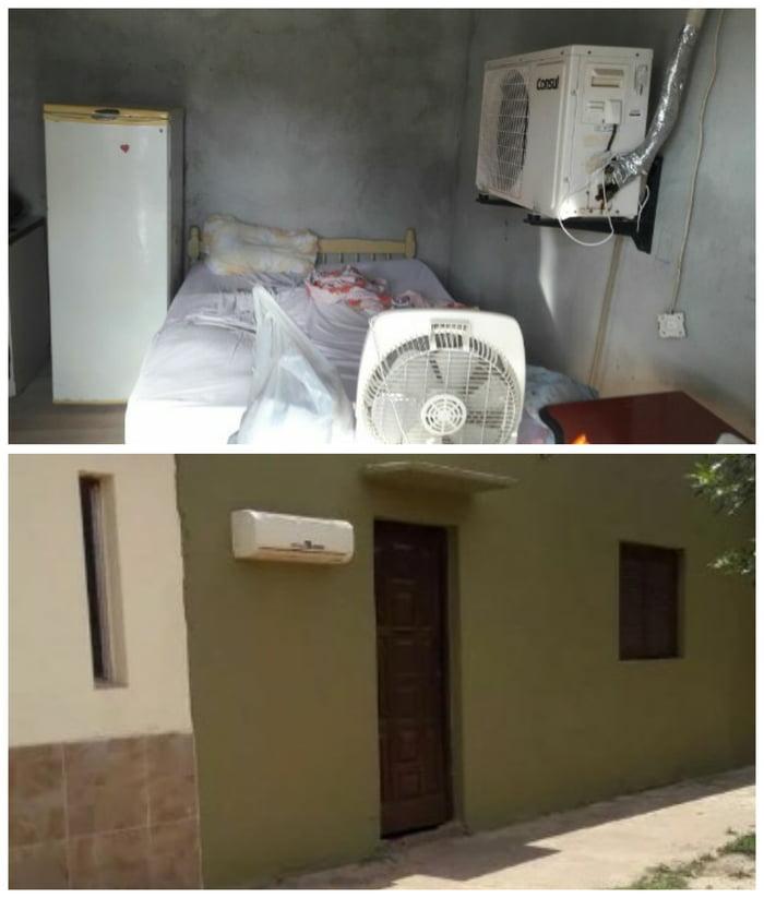 AC install in Brazil