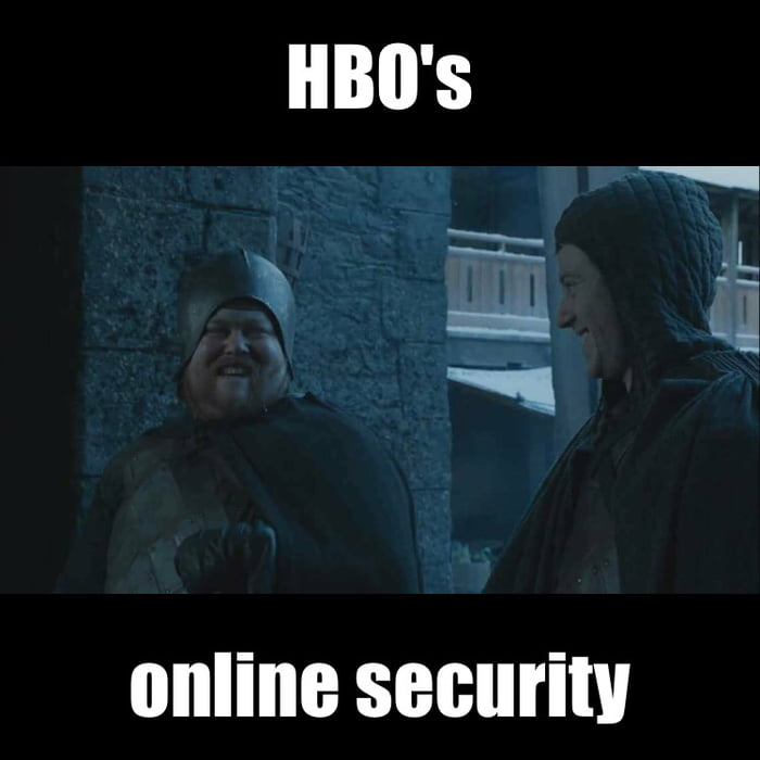 HBO right now