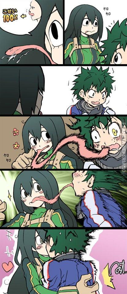 Accidental Kiss.