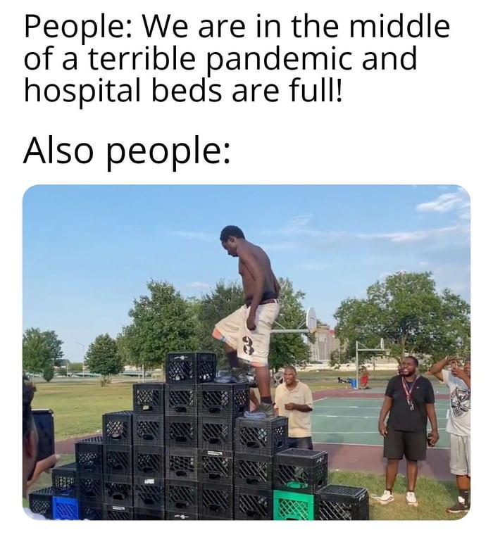 Lol dem crates tho