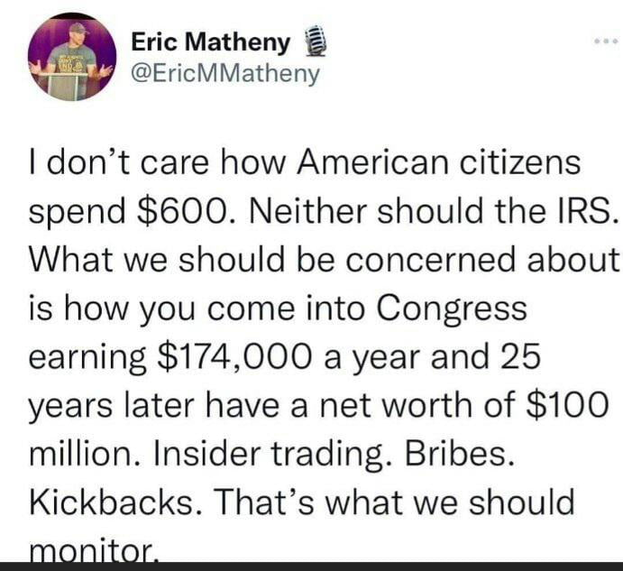 This is what the IRS should be doing