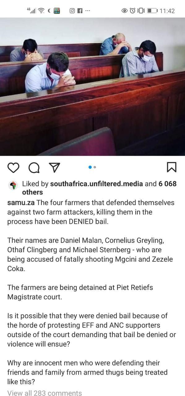 South Africa is a joke